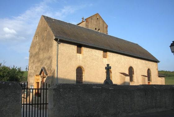 Église Gandren